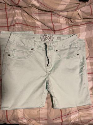Mint green crops juniors/women's clothes for Sale in Willingboro, NJ