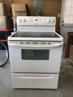 Kenmore electric range and GE dishwasher for Sale in Suffolk, VA