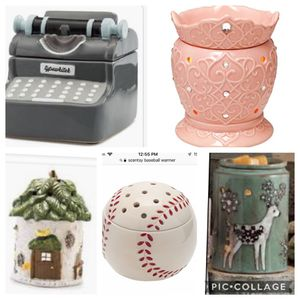 Scentsy warmers below cost NEW for Sale in St. Petersburg, FL
