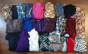 Women's size L/XL clothes lot for Sale in Puyallup, WA