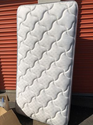 Free new twin size bed frame and mattress! for Sale in Antelope, CA