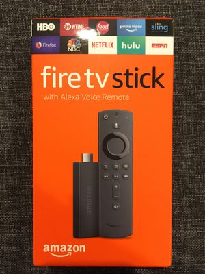 Fire TV Stick New Sealed In Box for Sale in Bloomingdale, IL
