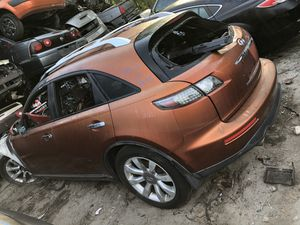 2007 Infinity Fx35 (Only For Parts) for Sale in Orlovista, FL
