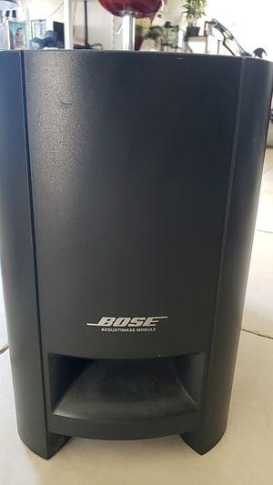 BOSE SUBWOOFER for Sale in Chula Vista, CA
