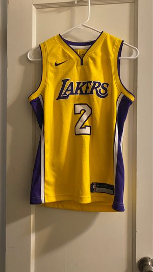 Lonzo ball jersey lakers for Sale in Shoreline, WA