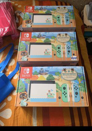 Animal crossing Nintendo switch for Sale in Farmers Branch, TX