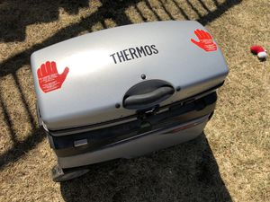 NEW: Portable Grill & Cooler (Thermos Fire+Ice) for Sale in Stow, MA