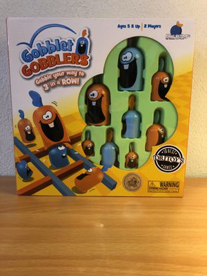 Gobblet Gobblers Board Game for Sale in Lakewood, CO