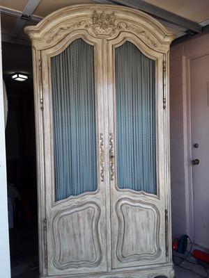 Bressan Louis XV Antique French Armoire for Sale in Phoenix, AZ