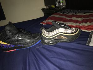 Retro jordan 2s size 10 and air max 97 size 8.5 for Sale in Conyers, GA