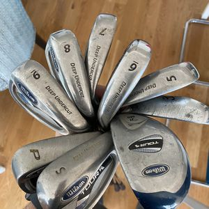 Golf Clubs - Full Set of Irons (3i - SW + 4H) for Sale in Brooklyn, NY