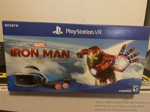 Iron man VR bundle for Sale in Joint Base Lewis-McChord, WA