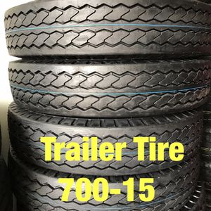 NEW trailer tires size 14, 15, 16 inch for Sale in Pearland, TX