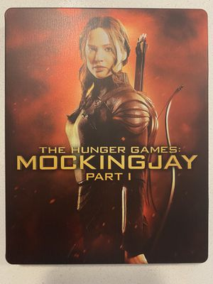 Hunger Games: Mockingjay P1 Bluray Dvd Steelbook for Sale in Aurora, CO