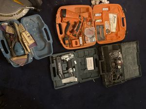 Selling power tools for Sale in Camden, NJ