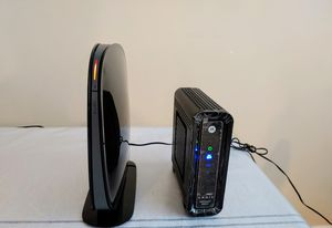 Hi Speed Modem and Wireless Router for Sale in Glendale Heights, IL