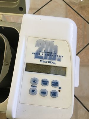 Loaf Bread Maker for Sale in Los Angeles, CA