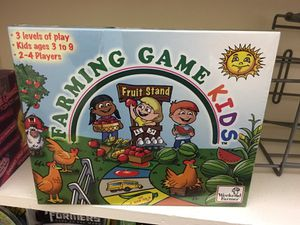 New Weekend Farmer Farming Game Kids Board Game for Sale in Dublin, OH