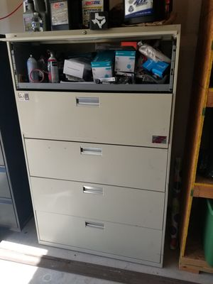 5 drawer File Cabinet, $100 for Sale in Austin, TX