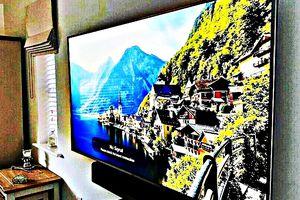 LG 60UF770V Smart TV for Sale in Rayville, LA
