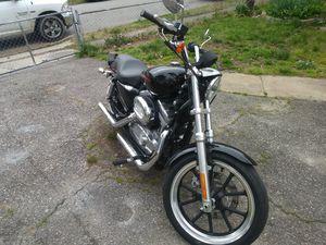 2012 Harley Davidson sportster 883 for Sale in Charlotte, NC