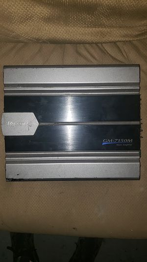 Pioneer amplifier for Sale in Pittsburgh, PA