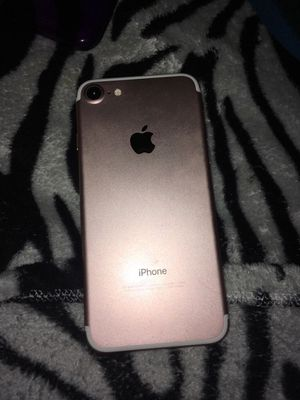 IPhone 7 rose gold 32GB like new for Sale in US
