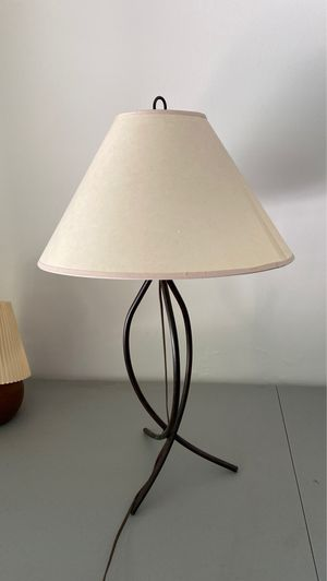 Pottery Barn Wrought Iron Lamp for Sale in Potomac, MD