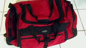 Red Duffle bag for Sale in Brandon, FL