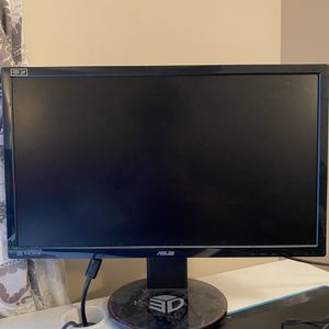 ASUS 3D Gaming Monitor (Excellent Condition) for Sale in Seattle, WA