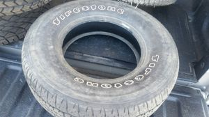 FIRESTONE 1 225/70R14 tire used {contact info removed}/70/14 for Sale in Turlock, CA