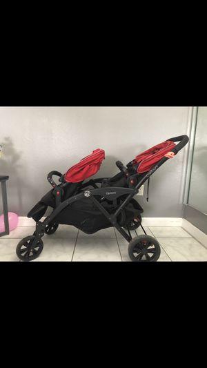 Double stroller for Sale in Homestead, FL