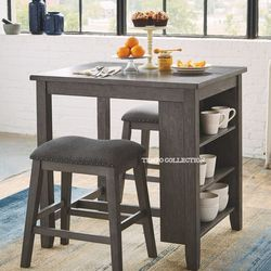 NEW, 3 PC HIGH COUNTER DINING SET. for Sale in Ontario,  CA