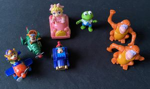 Vintage McDonalds Toys from 1980's for Sale in Liberty, SC