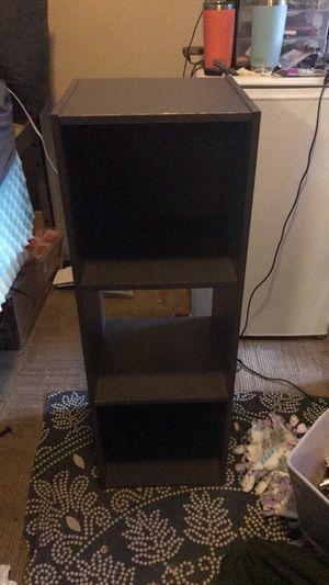 3 shelf cube organizer for Sale in Dowagiac, MI