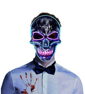 Halloween LED Face Mask for Sale in Pembroke Pines, FL