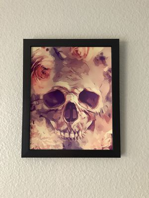 Skull Wall Art for Sale in Los Angeles, CA
