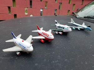 Collection of Vintage Toy/Model Airplanes for Sale in Miami, FL