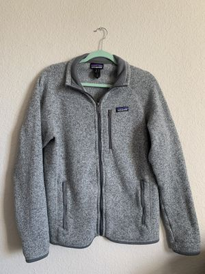 Patagonia Gray Zip Up for Sale in Naperville, IL