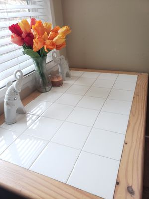 Tile Top Breakfast Table for Sale in Bremerton, WA