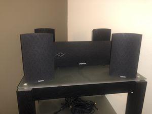 Marantz receiver with speakers for Sale in Orlando, FL