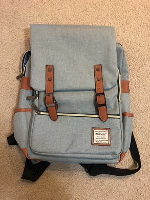 Blue backpack/laptop bag for Sale in Rochester, WA