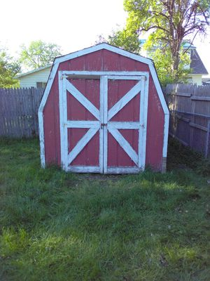 8×10 barn shed for Sale in Grand Blanc, MI