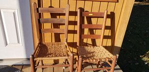 OLD chairs for Sale in Farmville, VA