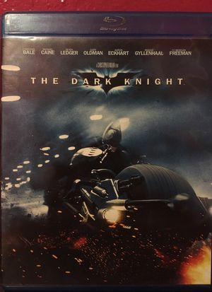The Dark Knight Blu-ray Disc for Sale in Las Vegas, NV