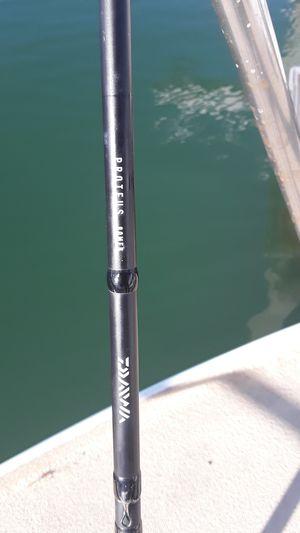 Diawa Proteus 80MFB NO REEL, 2 Tib framed narrow USA built senator 3/0s fishing, rod, pole, reel, boat, tuna, charter for Sale in Coronado, CA