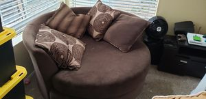 Couch and couch cuddler for Sale in El Cajon, CA