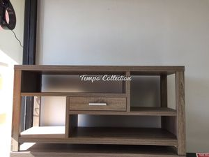 Daisy Tv Stand, Dark Taupe, SKU# ID-14966TC for Sale in Norwalk, CA