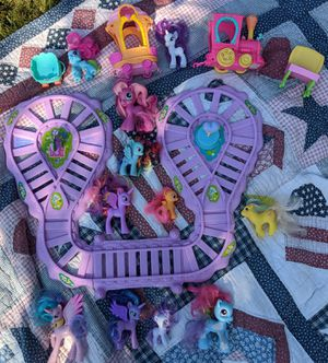 My Little Pony - Train Set for Sale in Sumner, WA