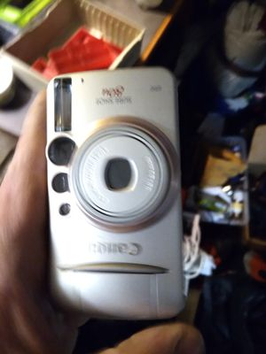 Canon sure shot 80 digital/film camera very nice for Sale in Houston, TX